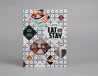 Eat & Stay - Restaurant Graphics & Interiors