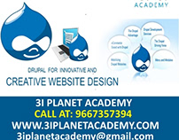 Drupal Website development and design Udaipur Rajasthan