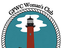 Woman's Club Logo Redraw