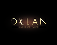 OKLAN - Branding for french fashion shop