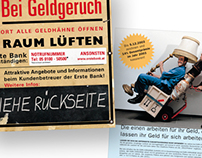 """Erste Bank"" Direct-Mail"