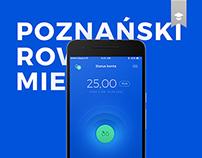 PRM MOBILE APP - Poznański Rower Miejski