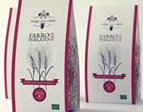 Torre delle Rose spelt packaging