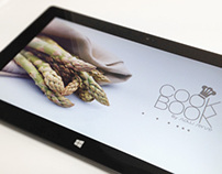 Cookbook by Slow Sense Windows 8 Application