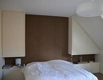 Chambre Mobilier Sur Mesure - Réalisé avec So&Lo