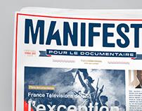 Manifeste pour le documentaire - France Télévisions