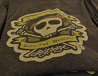 Stay Loose South Shore Skull Tee
