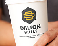 Dalton Built - Brand Development