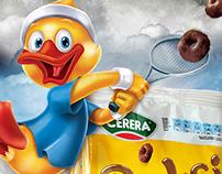 CERERA FOODS package design.