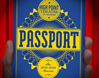 High Point Theatre 2012/13 Program