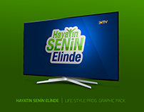 HAYATIN SENİN ELİNDE | HEALTH PROG. OPENER AND GRAPHICS