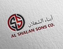 AL Shalan Sons Company Identity