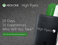 Xbox One High Flyers Campaign