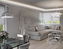 Living room - 2 versions