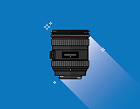 Canon Sticker Pack