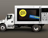 Truck branding