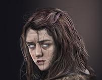 Arya Stark _ Game of Thrones