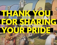 #ProudBecause: Thank You For Sharing Your Pride