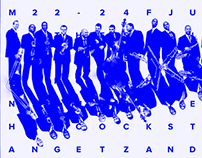 All that | Jazz festival identity
