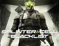 Splinter Cell Blacklist: Key Art