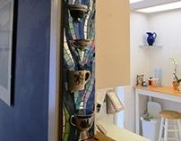 Teacup Mosaic Panels