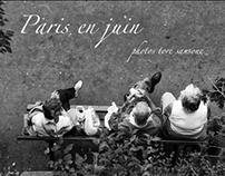 Paris en juin