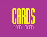 Cards - Social Media