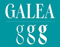 Galea Typeface
