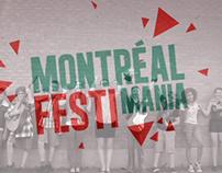 Campagne, Plateforme et Vidéos MontrealFestimania.tv