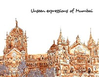 Unseen expressions of Mumbai, (a tourist guide book)