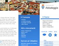 Municipal web portal
