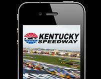 Kentucky Motor Speedway App