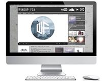 Windup Fox website