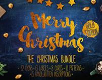 Christmas bundle. Gold Edition