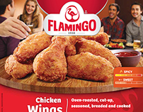 New packaging for Flamingo