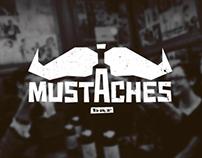 MUSTACHES | bar