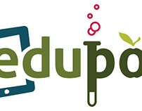 Eduporium Logo & Identity, Website Design