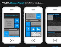 Mobile UI Design & Wireframes