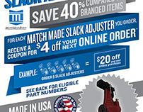 Slack Adjuster Sell Sheet