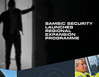 SAMSIC Security launch