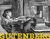 From Gutenberg to Figgins