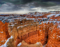 Winter Light on the Colorado Plateau