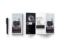 Minimalism Tri-Fold Brochure