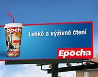 Epocha Magazine ATL campaign