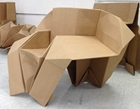 Cardboard Chair Project