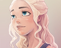 Daenerys Targaryen; Game of Thrones