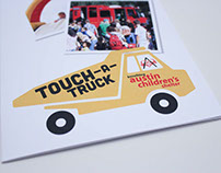 Touch-A-Truck Event Materials