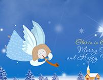 postcard for Christmas / открытки