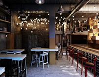 cafe bar crete