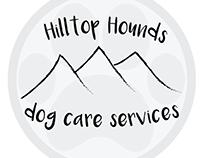 Hilltop Hounds: Logo Design